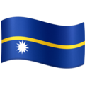 Flag: Nauru on Facebook 4.0