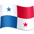 Flag: Panama on Facebook 4.0