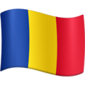 Flag: Romania on Facebook 4.0
