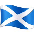 Flag: Scotland on Facebook 4.0
