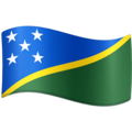 Flag: Solomon Islands on Facebook 4.0