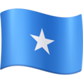 Flag: Somalia on Facebook 4.0