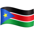 Flag: South Sudan on Facebook 4.0