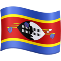 Flag: Eswatini on Facebook 4.0