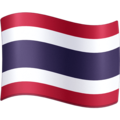 Flag: Thailand on Facebook 4.0