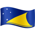 Flag: Tokelau on Facebook 4.0