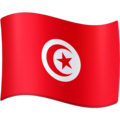 Flag: Tunisia on Facebook 4.0