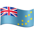 Flag: Tuvalu on Facebook 4.0