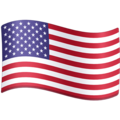 Flag: U.S. Outlying Islands on Facebook 4.0