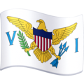 Flag: U.S. Virgin Islands on Facebook 4.0