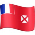 Flag: Wallis & Futuna on Facebook 4.0