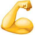 Flexed Biceps on Facebook 4.0