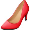 High-Heeled Shoe on Facebook 4.0