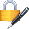 Locked with Pen on Facebook 4.0