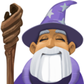 Mage: Medium Skin Tone on Facebook 4.0