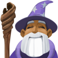 Mage: Medium-Dark Skin Tone on Facebook 4.0