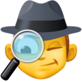 Man Detective on Facebook 4.0