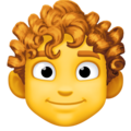 Man: Curly Hair on Facebook 4.0