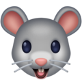 Mouse Face on Facebook 4.0