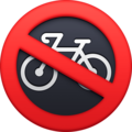 No Bicycles on Facebook 4.0