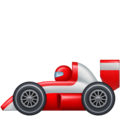 Racing Car on Facebook 4.0