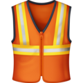 Safety Vest on Facebook 4.0