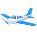 Small Airplane on Facebook 4.0