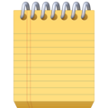Spiral Notepad on Facebook 4.0