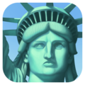 Statue of Liberty on Facebook 4.0