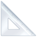 Triangular Ruler on Facebook 4.0