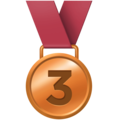 3rd Place Medal on Facebook 13.1