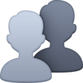 Busts in Silhouette on Facebook 13.1