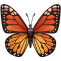 Butterfly on Facebook 13.1
