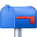 Closed Mailbox with Lowered Flag on Facebook 13.1