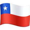 Flag: Chile on Facebook 13.1