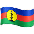 Flag: New Caledonia on Facebook 13.1