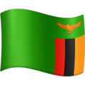 Flag: Zambia on Facebook 13.1
