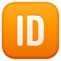 ID Button on Facebook 13.1