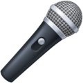 Microphone on Facebook 13.1