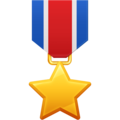 Military Medal on Facebook 13.1