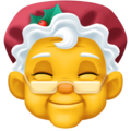 Mrs. Claus on Facebook 13.1
