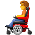 Person in Motorized Wheelchair on Facebook 13.1