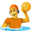 Person Playing Water Polo on Facebook 13.1