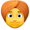 Person Wearing Turban on Facebook 13.1
