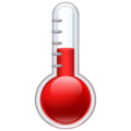 Thermometer on Facebook 13.1