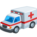 Ambulance on Messenger 1.0
