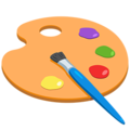 Artist Palette on Messenger 1.0
