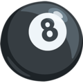 Pool 8 Ball on Messenger 1.0