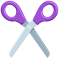 Scissors on Messenger 1.0