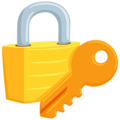 Locked with Key on Messenger 1.0